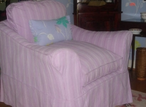 custom-arm-chair-self-piping-and-pleats-loose-seat-and-back