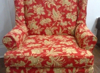 custom-floral-wing-chair