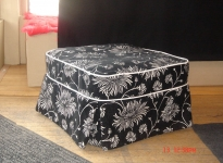 custom-ottoman-with-self-piping-and-pleats