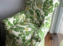 custom-scrolled-back-arm-chair-self-piping-and-pleats-copy