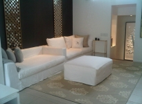 custom-white-denim-sectional-sofa