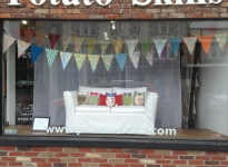front-bunting-flag-window