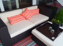 Outdoor Patio Cushion Covers