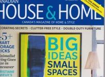 House & Home -- Cover, September 2012