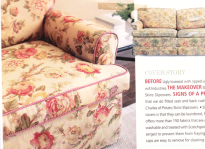 press6 clipping -- Style at Home, slipcovers