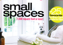 Style at Home -- Small Spaces